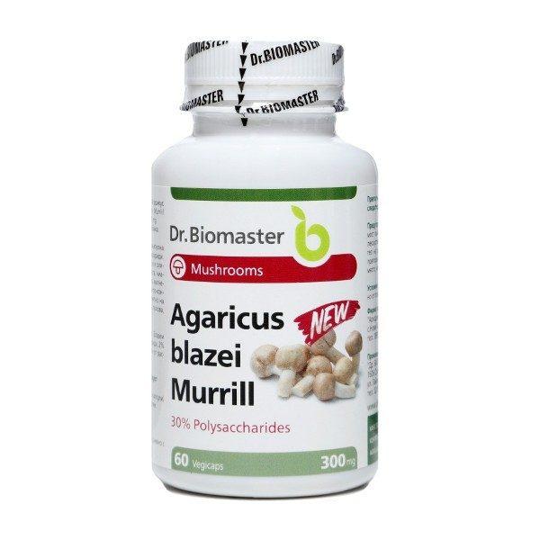 Агарикус Блазеи – екстракт (30% полизахариди)