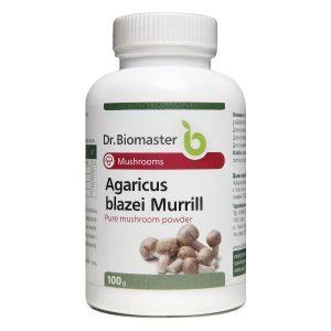 Агарикус Блазеи – прах (30% полизахариди)