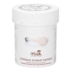Копринус – екстракт (30% полизахариди)