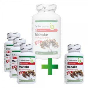 Мейтаке – екстракт (30% полизахариди) - 240 капсули